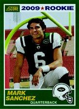 2009 Score National Convention VIP Promos #1 Mark Sanchez