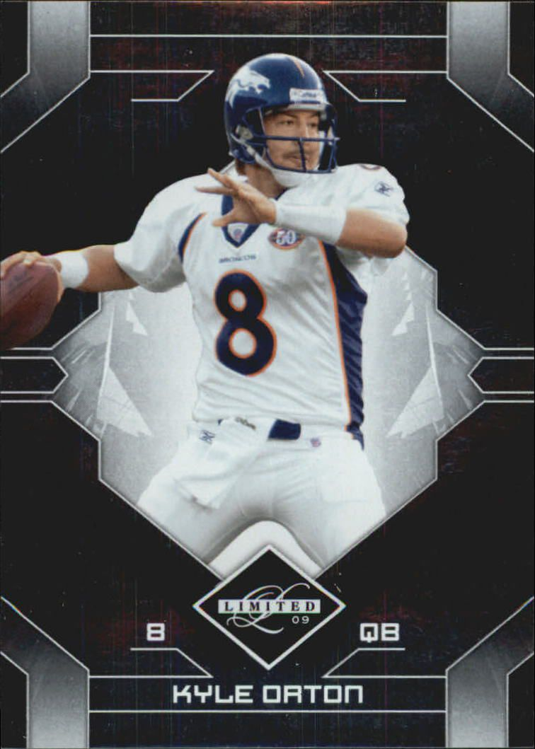 2009 Limited #31 Kyle Orton