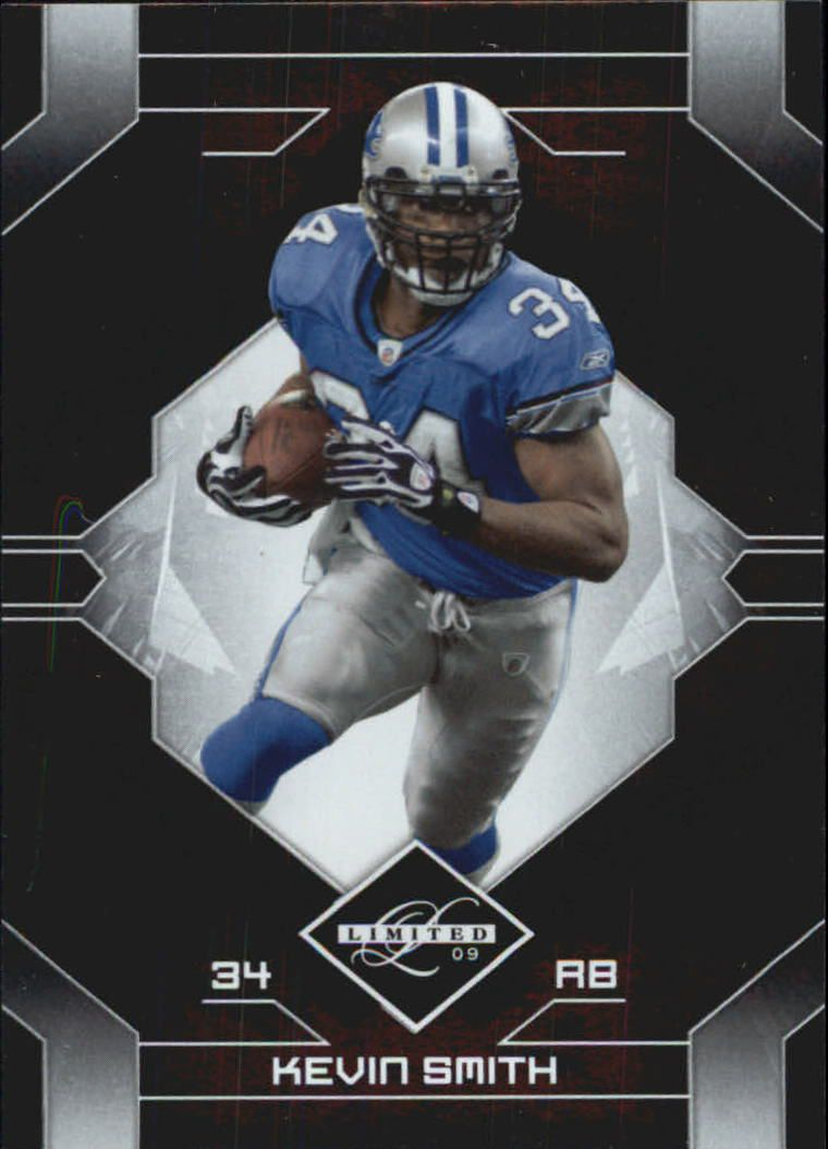 2009 Limited #35 Kevin Smith