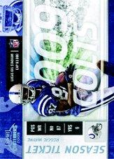 2009 Playoff Contenders #45 Reggie Wayne