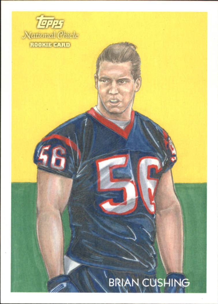 2009 Topps National Chicle #27 Brian Cushing RC