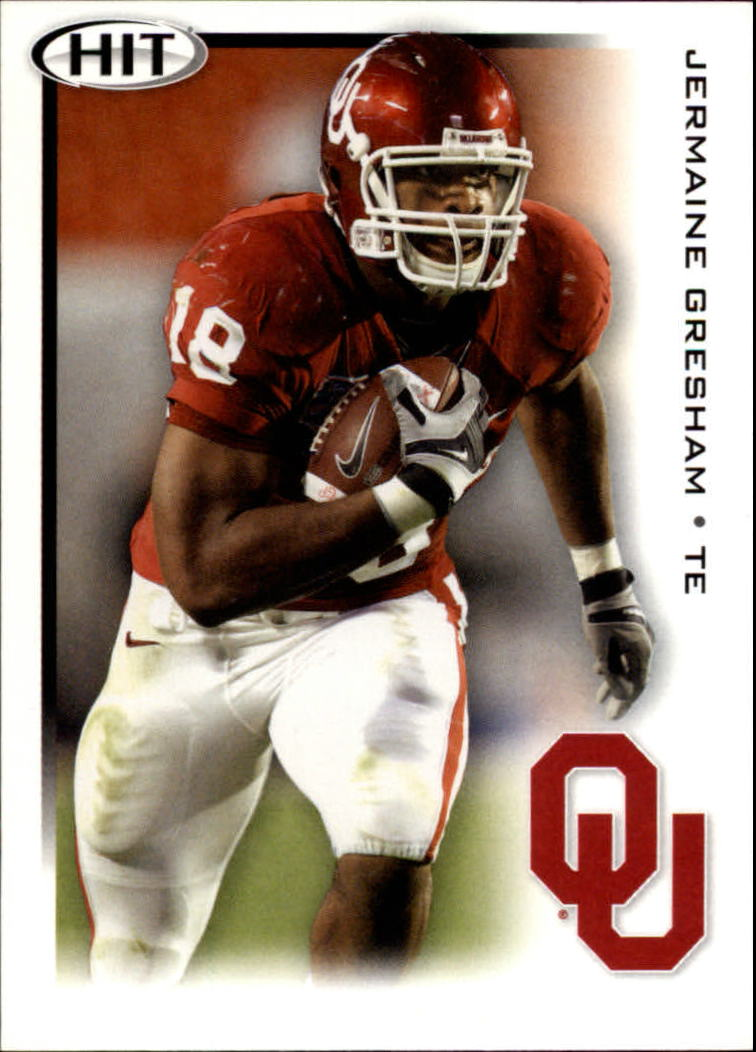 2010 SAGE HIT #19 Jermaine Gresham
