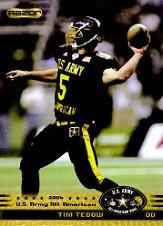 2010 Razor Army All-American Bowl #124 Tim Tebow Alum