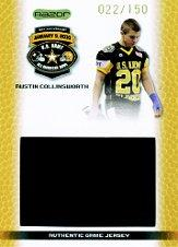 2010 Razor Army All-American Bowl Jersey #JSAC1 Austin Collinsworth