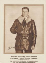 1929 Albert Richard Co. All American Photos #8 Bronko Nagurski