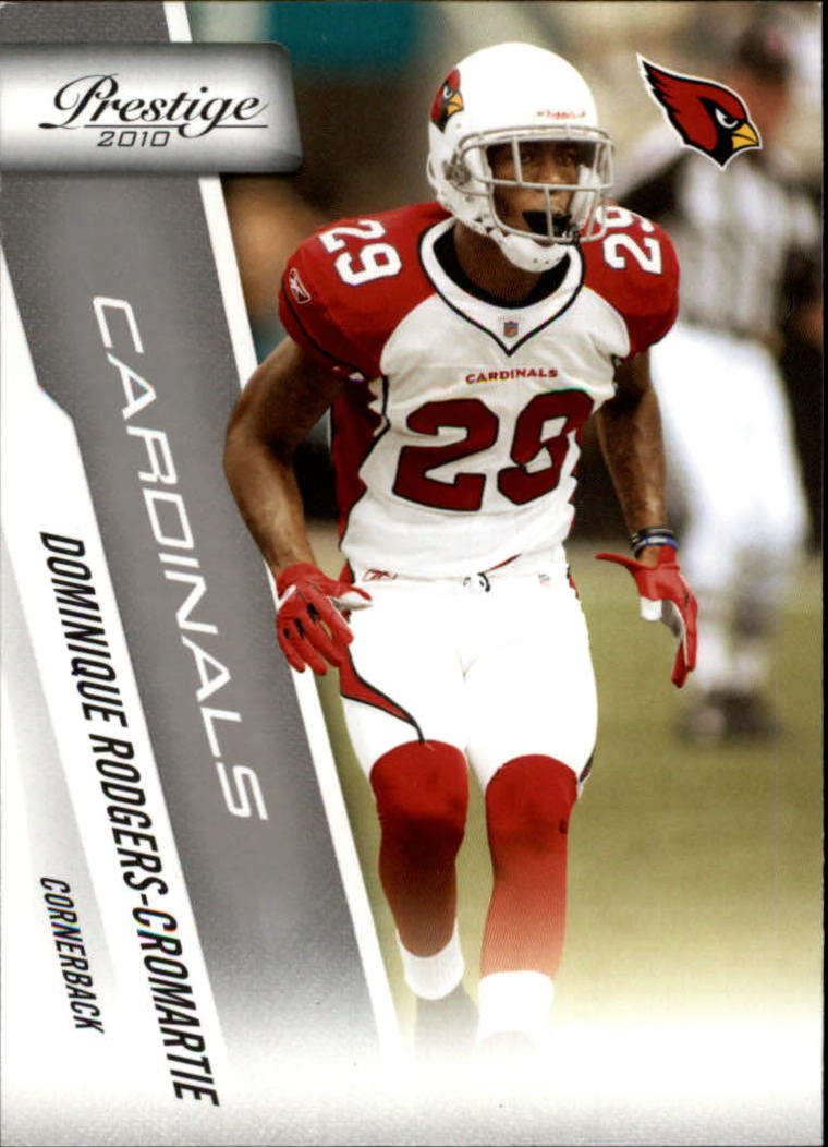 2010 Prestige #3 Dominique Rodgers-Cromartie