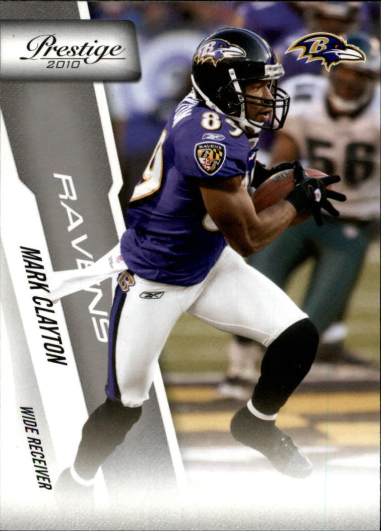 2010 Prestige #16 Mark Clayton