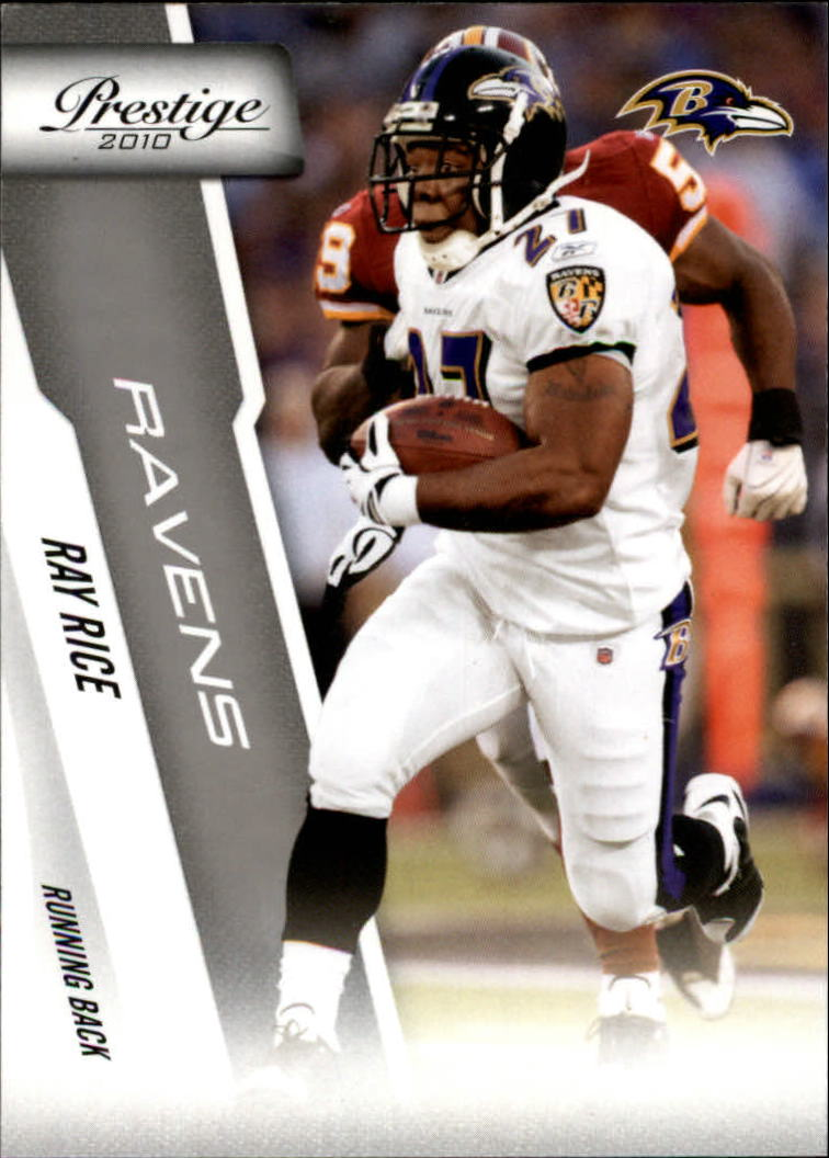 2010 Prestige #18 Ray Rice