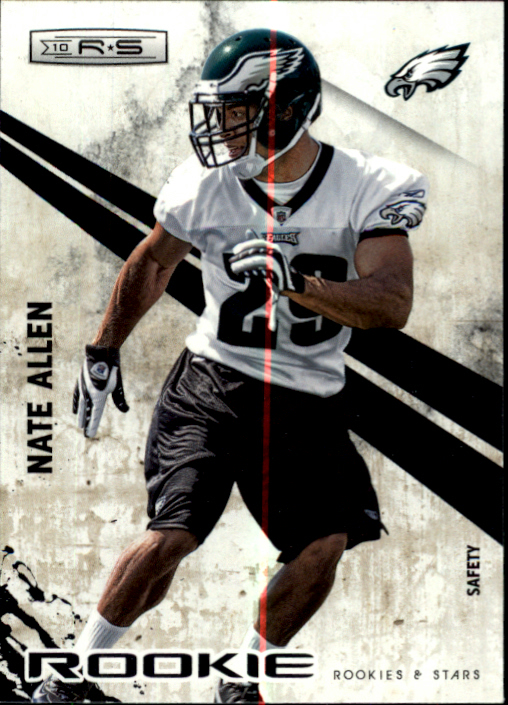 2010 Rookies and Stars #225 Nate Allen RC