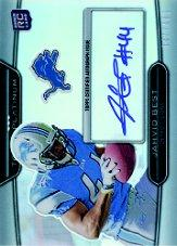 2010 Topps Platinum Rookie Autographs #157 Jahvid Best/400