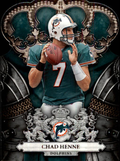 2010 Crown Royale #52 Chad Henne