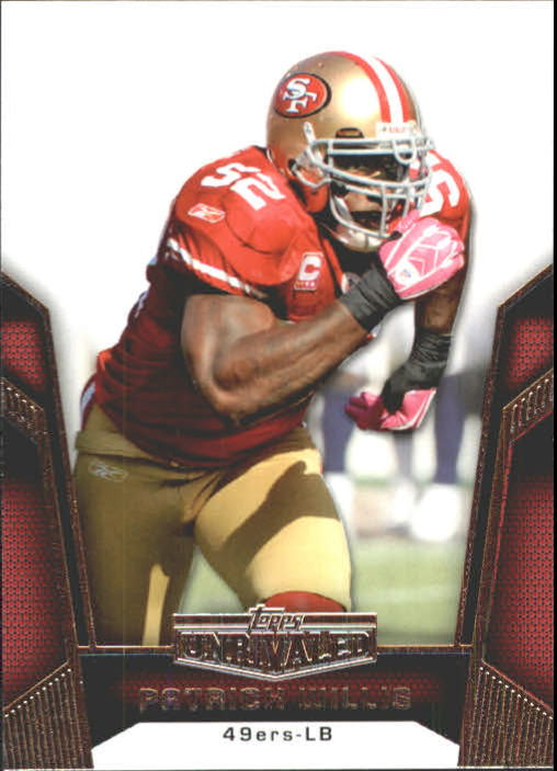 2010 Topps Unrivaled #20 Patrick Willis