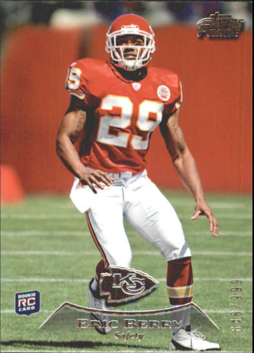 2010 Topps Prime #22 Eric Berry RC