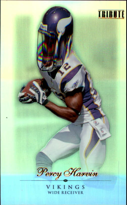 2010 Topps Tribute #5 Percy Harvin