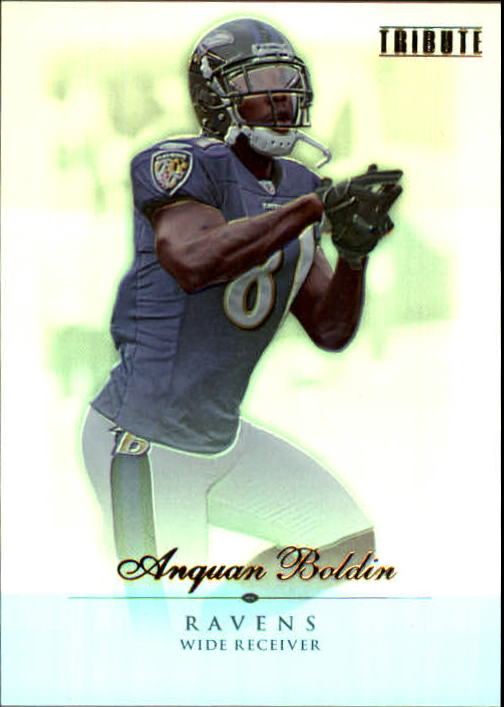 2010 Topps Tribute #14 Anquan Boldin
