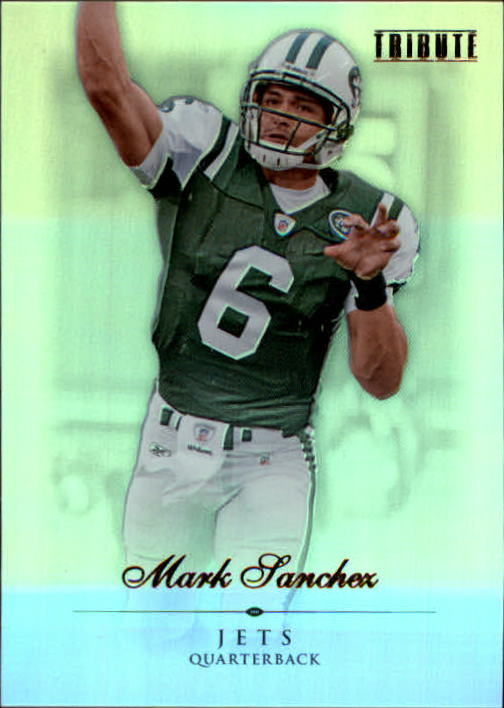2010 Topps Tribute #24 Mark Sanchez