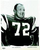 1969 Jets Team Issue 8x10 #19 Paul Rochester