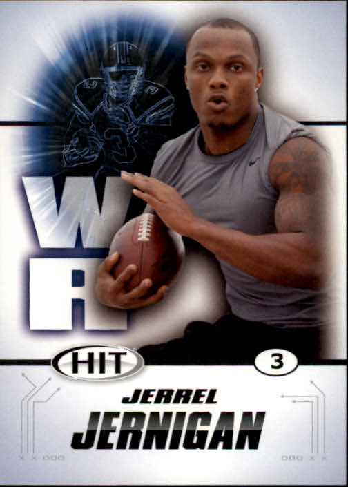 2011 SAGE HIT #3 Jerrel Jernigan
