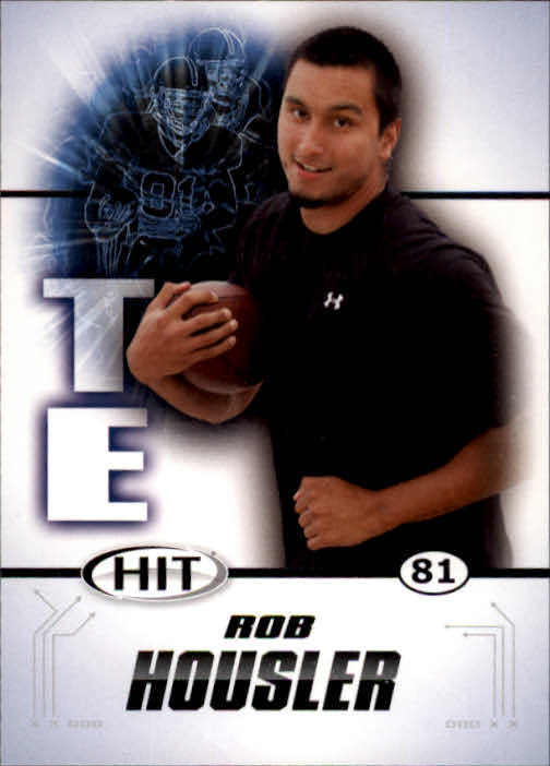 2011 SAGE HIT #34 Rob Housler
