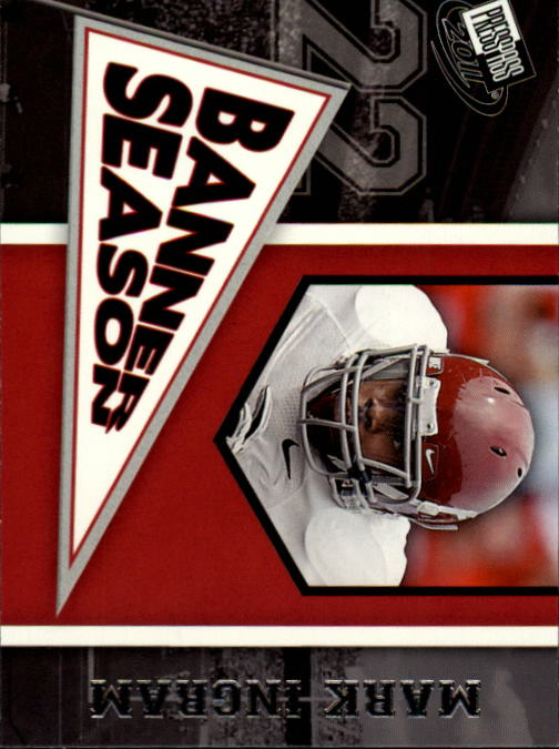 2011 Press Pass #84 Mark Ingram BS