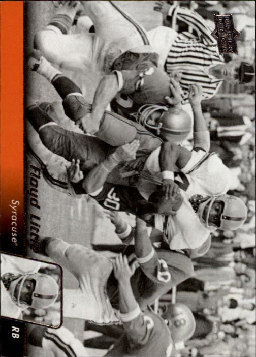 2011 Upper Deck #30 Floyd Little