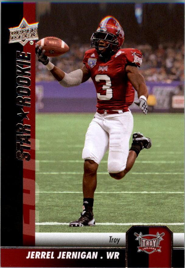 2011 Upper Deck #73 Jerrel Jernigan SP