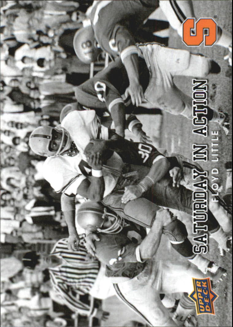 2011 Upper Deck Saturday in Action #SIA7 Floyd Little