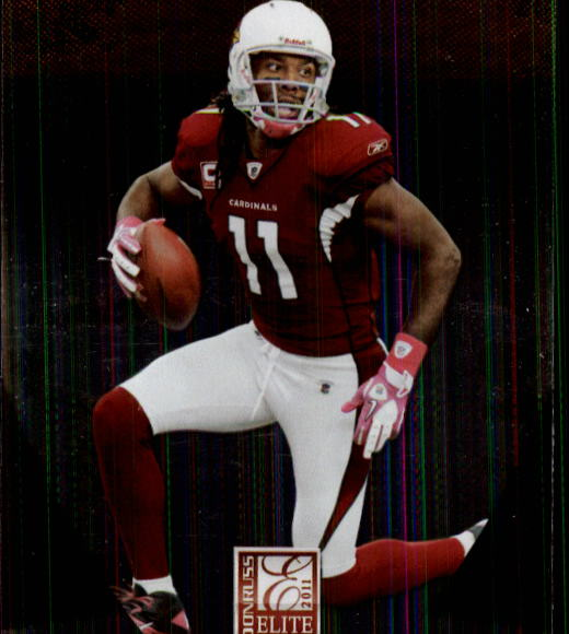 2011 Donruss Elite #2 Larry Fitzgerald