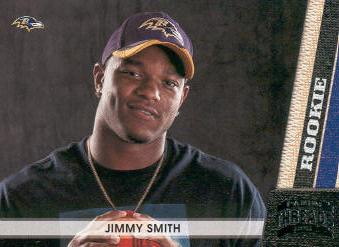 2011 Panini Threads #197 Jimmy Smith RC