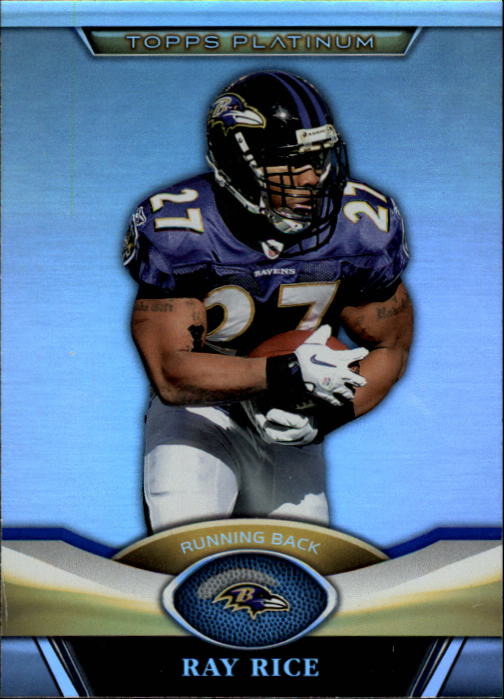 2011 Topps Platinum #20 Ray Rice