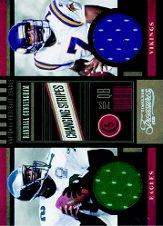 2011 Timeless Treasures Changing Stripes #22 Randall Cunningham/249