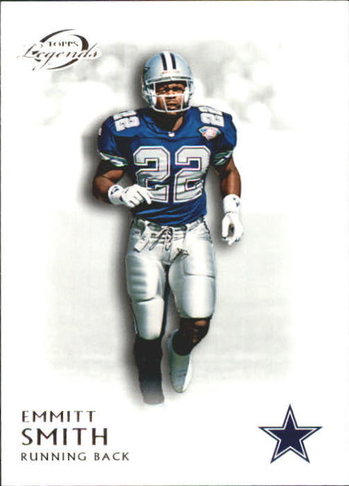 2011 Topps Legends #110 Emmitt Smith