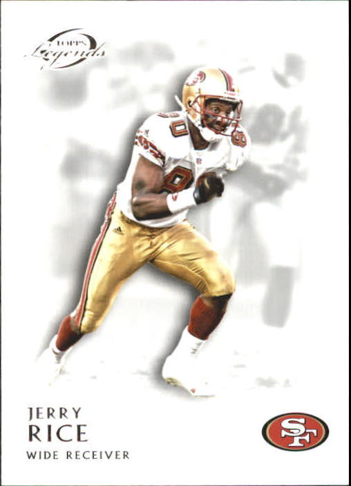 2011 Topps Legends #150 Jerry Rice