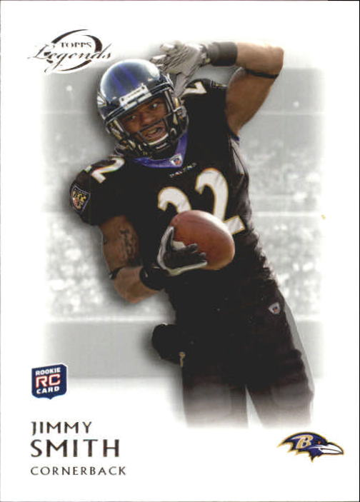 2011 Topps Legends #158 Jimmy Smith RC