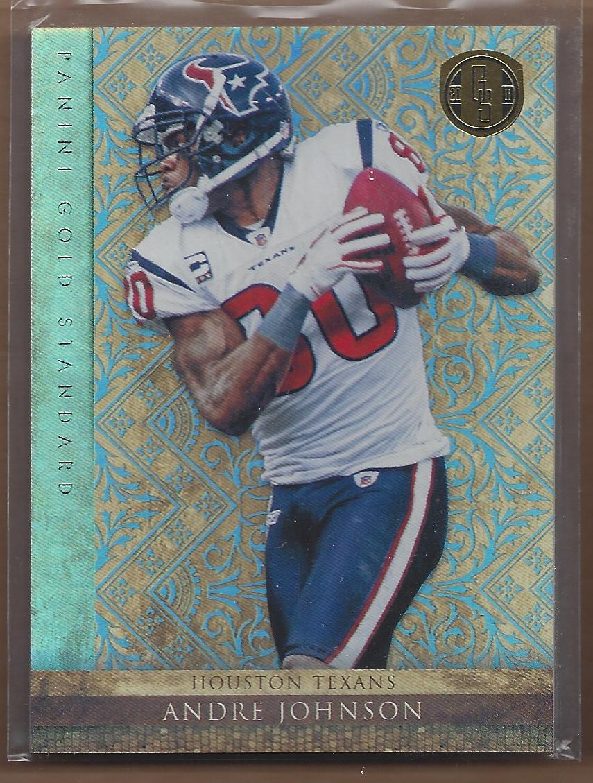 2011 Panini Gold Standard #5 Andre Johnson