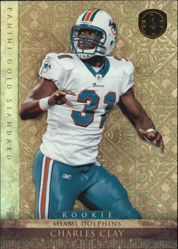 2011 Panini Gold Standard #168 Charles Clay RC