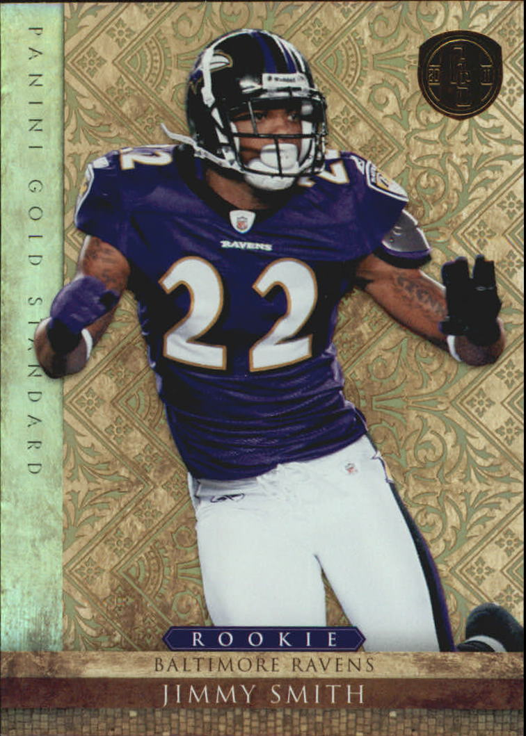 2011 Panini Gold Standard #196 Jimmy Smith RC