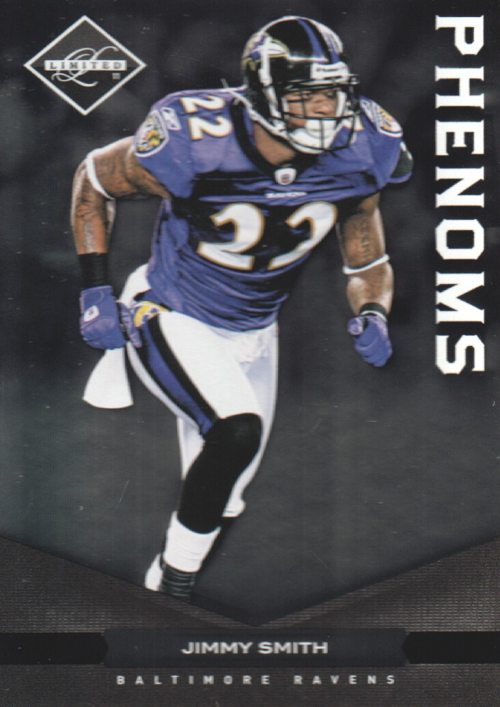 2011 Limited #172 Jimmy Smith RC