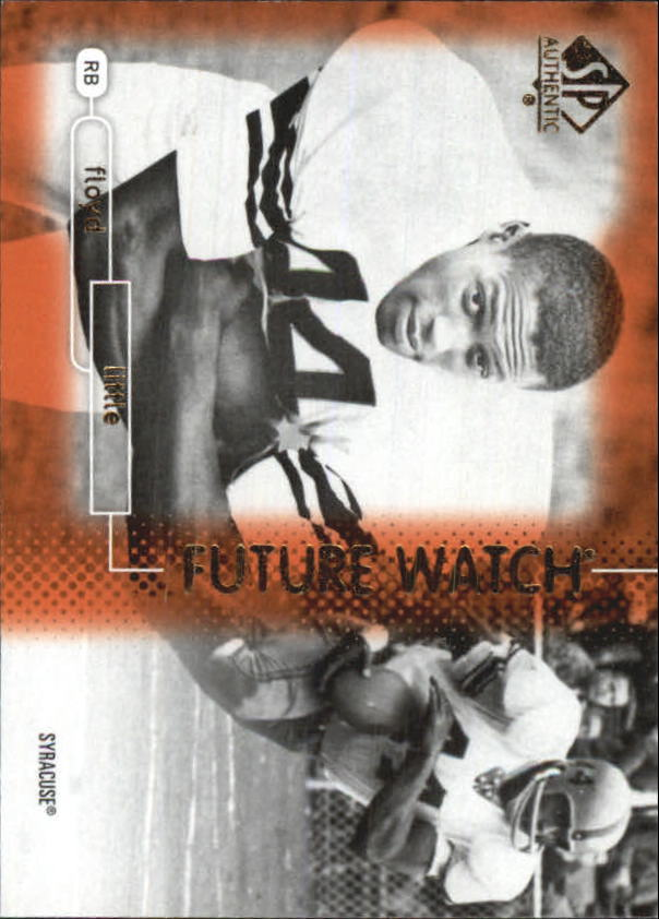2011 SP Authentic #193 Floyd Little FW