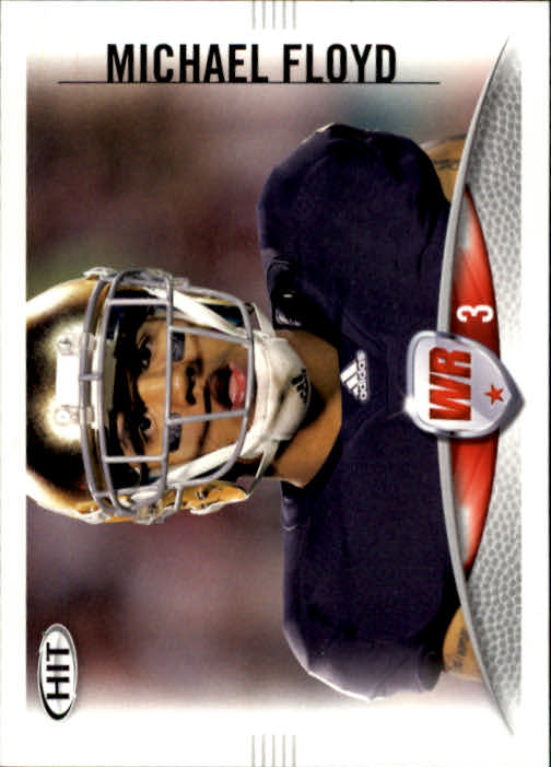 2012 SAGE HIT #3 Michael Floyd