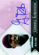 2012 Press Pass Showcase #SCGR Gerell Robinson/299