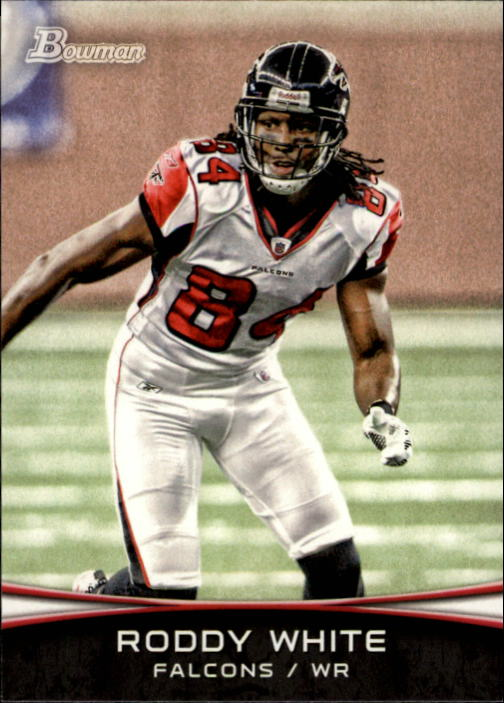2012 Bowman #43 Roddy White