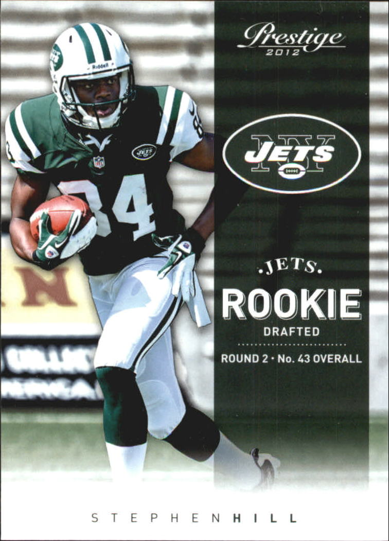 2012 Prestige #276A Stephen Hill RC