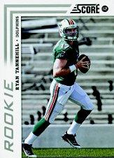 2012 Score Glossy #375 Ryan Tannehill