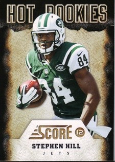2012 Score Hot Rookies #14 Stephen Hill