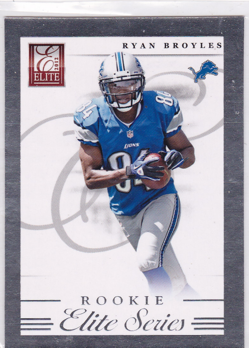 2012 Elite Series Rookies #17 Ryan Broyles