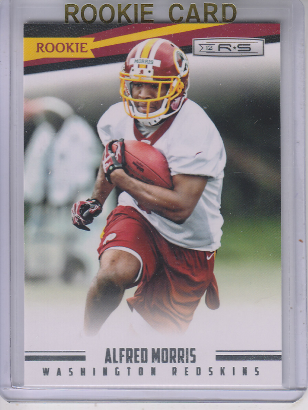 2012 Rookies and Stars #151 Alfred Morris RC