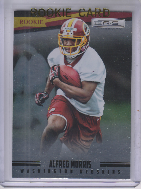 2012 Rookies and Stars Longevity #151 Alfred Morris RC