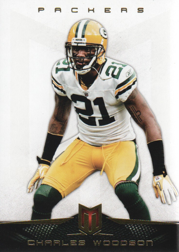 2012 Momentum Gold #2 Charles Woodson