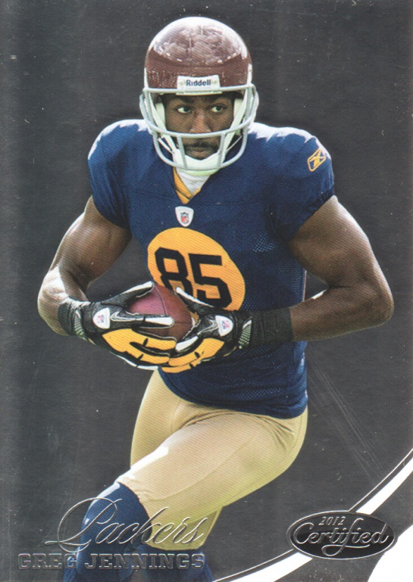 2012 Certified #93 Greg Jennings